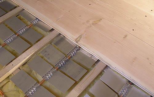 stunning fußbodenheizung auf dielen contemporary thehammondreport